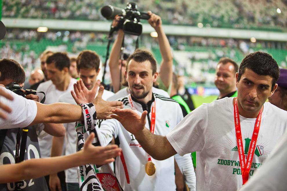 Legia Warszawa 0-1 Śląsk Wrocław - fot. Piotr Galas/Wiadomosci24.pl (zdjęcie 82 z 86)