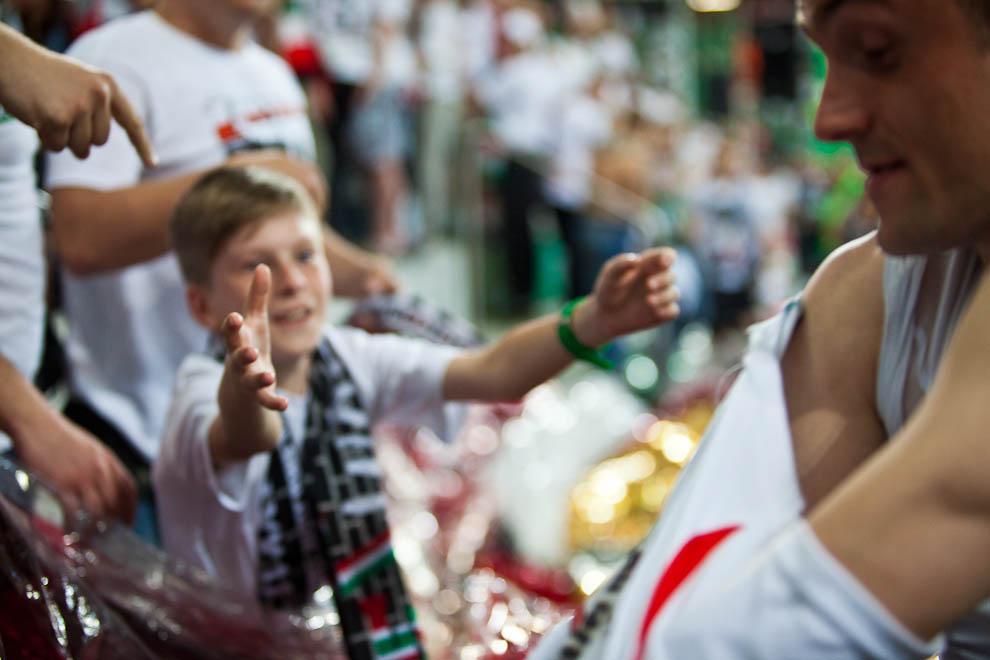 Legia Warszawa 0-1 Śląsk Wrocław - fot. Piotr Galas/Wiadomosci24.pl (zdjęcie 85 z 86)
