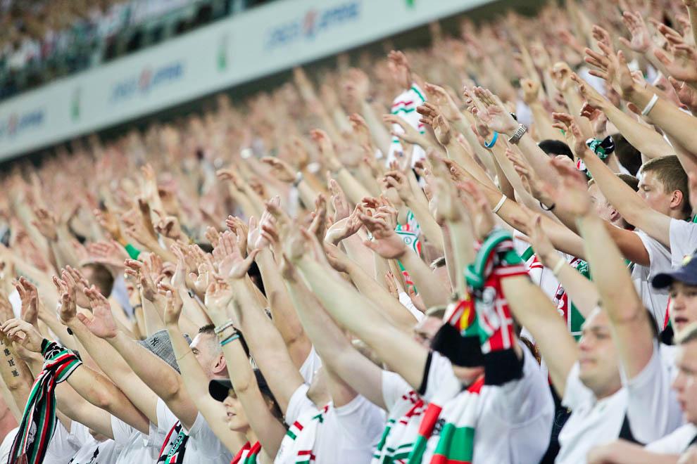 Legia Warszawa 0-1 Śląsk Wrocław - fot. Piotr Galas/Wiadomosci24.pl (zdjęcie 9 z 86)
