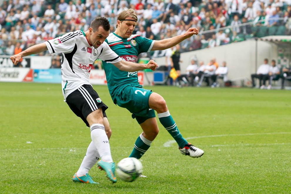 Legia Warszawa 5-0 Śląsk Wrocław - fot. Piotr Galas/Wiadomosci24.pl (zdjęcie 10 z 121)