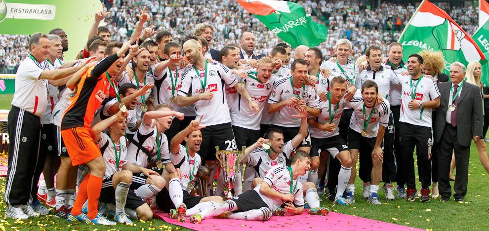 Legia Warszawa 5-0 Śląsk Wrocław - fot. Piotr Galas/Wiadomosci24.pl (zdjęcie 101 z 121)