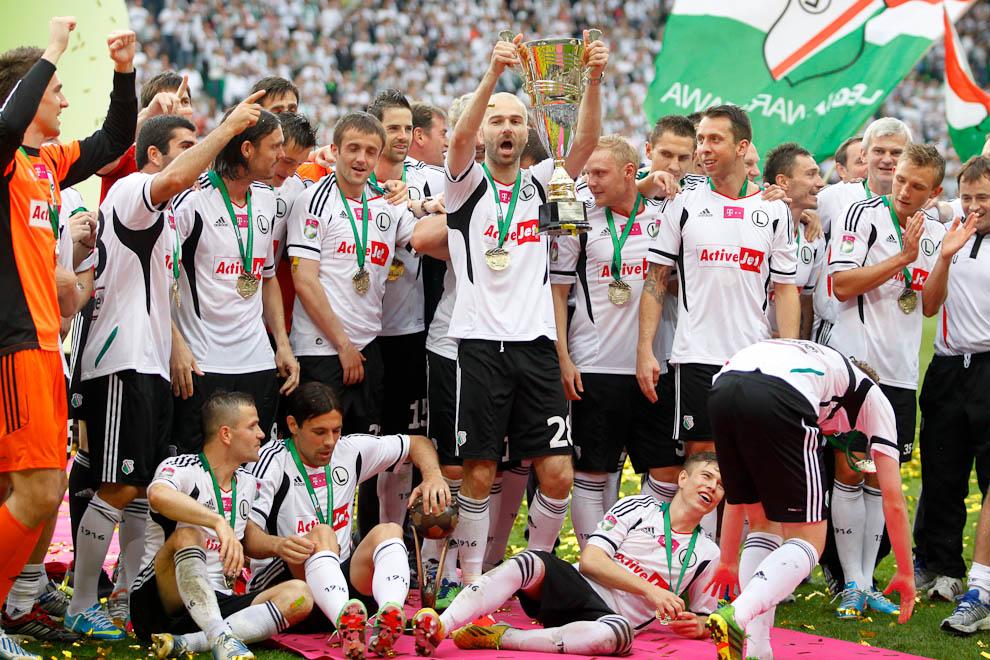 Legia Warszawa 5-0 Śląsk Wrocław - fot. Piotr Galas/Wiadomosci24.pl (zdjęcie 102 z 121)