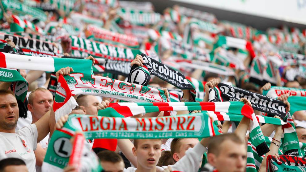Legia Warszawa 5-0 Śląsk Wrocław - fot. Piotr Galas/Wiadomosci24.pl (zdjęcie 105 z 121)