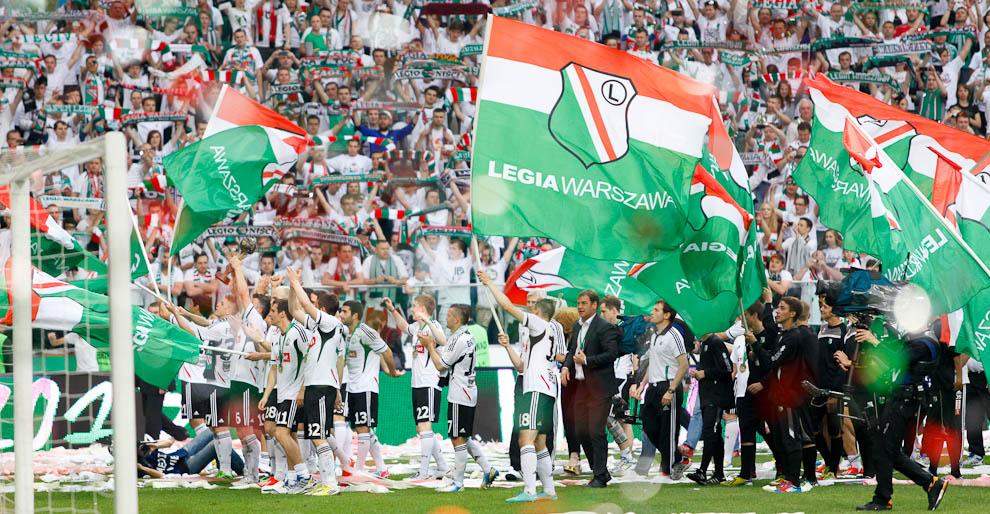 Legia Warszawa 5-0 Śląsk Wrocław - fot. Piotr Galas/Wiadomosci24.pl (zdjęcie 106 z 121)