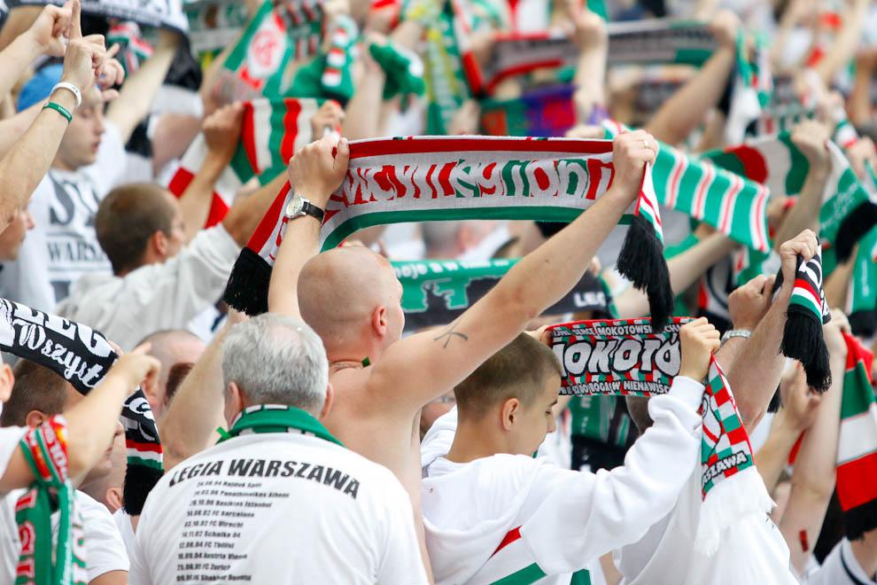 Legia Warszawa 5-0 Śląsk Wrocław - fot. Piotr Galas/Wiadomosci24.pl (zdjęcie 108 z 121)
