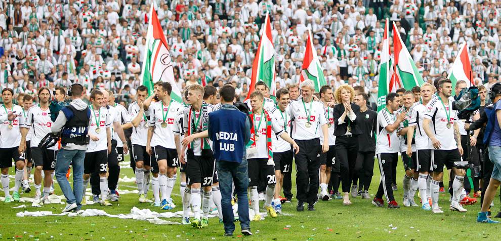 Legia Warszawa 5-0 Śląsk Wrocław - fot. Piotr Galas/Wiadomosci24.pl (zdjęcie 109 z 121)