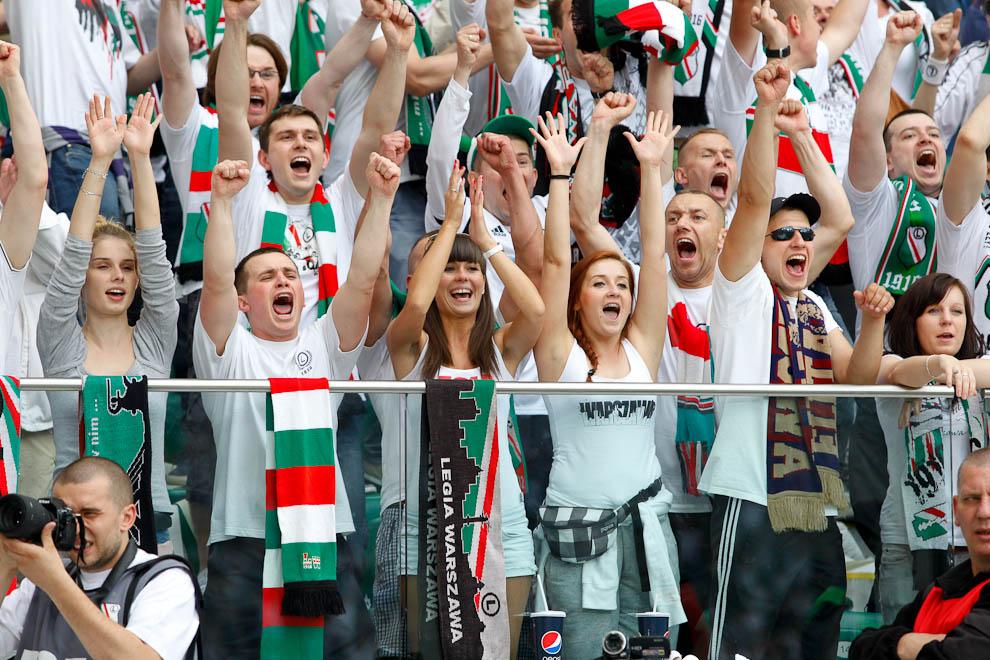 Legia Warszawa 5-0 Śląsk Wrocław - fot. Piotr Galas/Wiadomosci24.pl (zdjęcie 11 z 121)