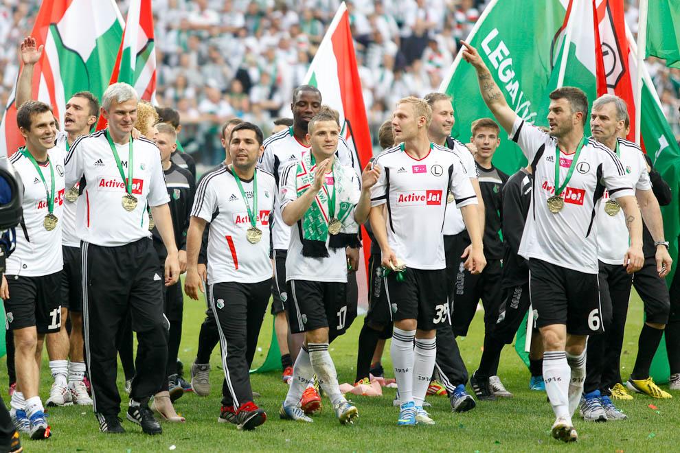 Legia Warszawa 5-0 Śląsk Wrocław - fot. Piotr Galas/Wiadomosci24.pl (zdjęcie 110 z 121)