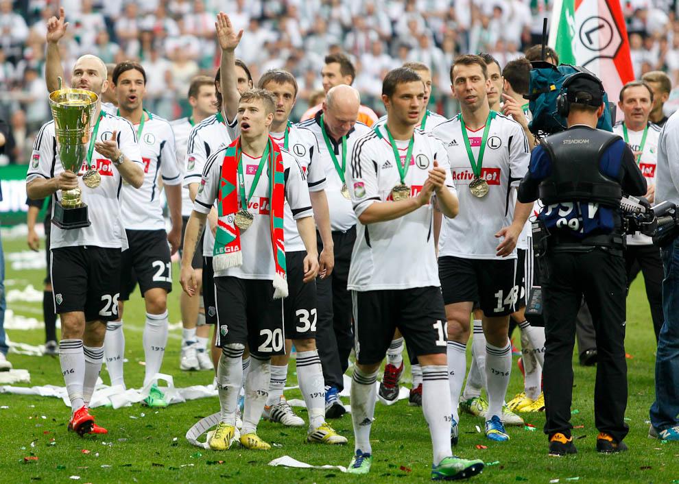 Legia Warszawa 5-0 Śląsk Wrocław - fot. Piotr Galas/Wiadomosci24.pl (zdjęcie 111 z 121)