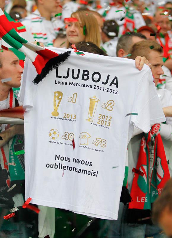 Legia Warszawa 5-0 Śląsk Wrocław - fot. Piotr Galas/Wiadomosci24.pl (zdjęcie 113 z 121)