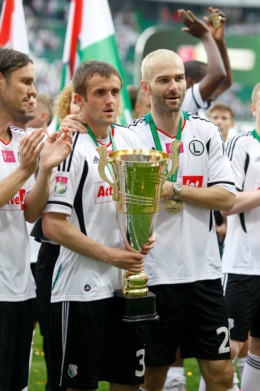 Legia Warszawa 5-0 Śląsk Wrocław - fot. Piotr Galas/Wiadomosci24.pl (zdjęcie 114 z 121)