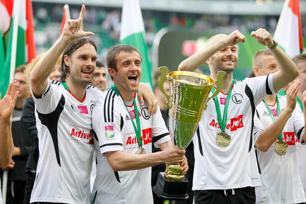 Legia Warszawa 5-0 Śląsk Wrocław - fot. Piotr Galas/Wiadomosci24.pl (zdjęcie 115 z 121)