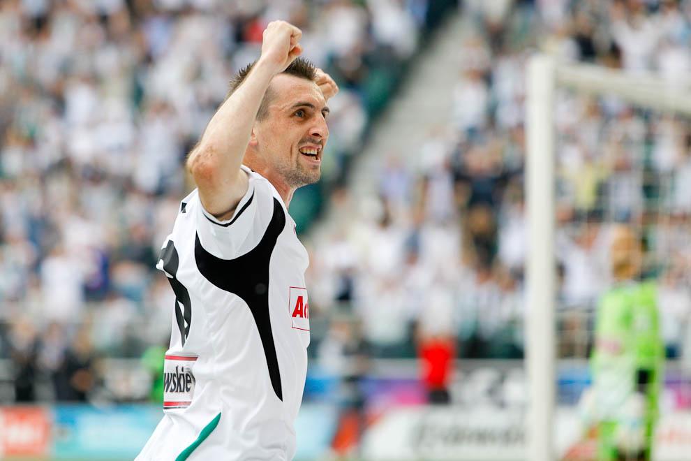 Legia Warszawa 5-0 Śląsk Wrocław - fot. Piotr Galas/Wiadomosci24.pl (zdjęcie 12 z 121)