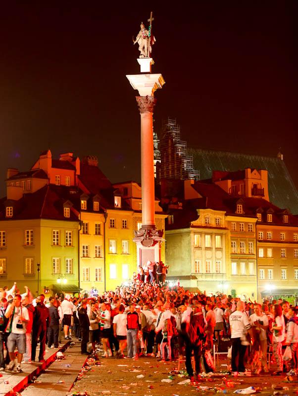 Legia Warszawa 5-0 Śląsk Wrocław - fot. Piotr Galas/Wiadomosci24.pl (zdjęcie 120 z 121)