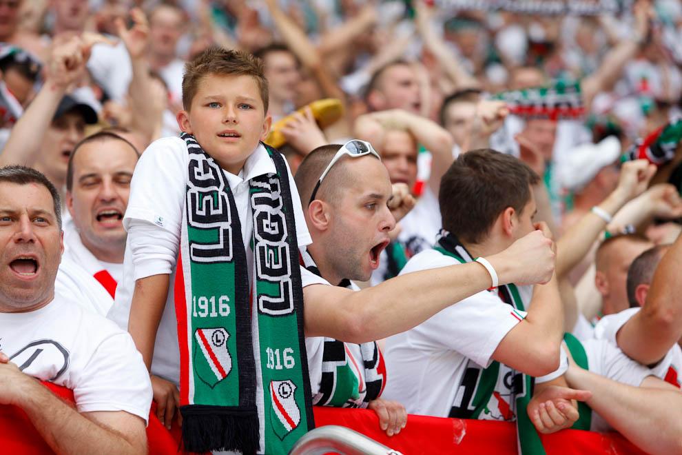 Legia Warszawa 5-0 Śląsk Wrocław - fot. Piotr Galas/Wiadomosci24.pl (zdjęcie 16 z 121)