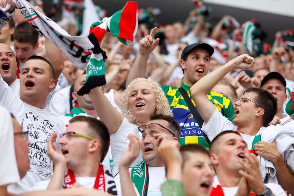 Legia Warszawa 5-0 Śląsk Wrocław - fot. Piotr Galas/Wiadomosci24.pl (zdjęcie 17 z 121)