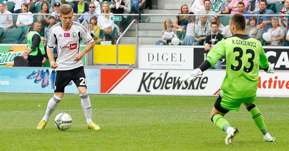 Legia Warszawa 5-0 Śląsk Wrocław - fot. Piotr Galas/Wiadomosci24.pl (zdjęcie 18 z 121)