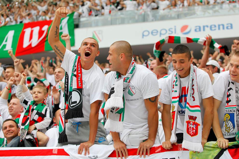 Legia Warszawa 5-0 Śląsk Wrocław - fot. Piotr Galas/Wiadomosci24.pl (zdjęcie 21 z 121)