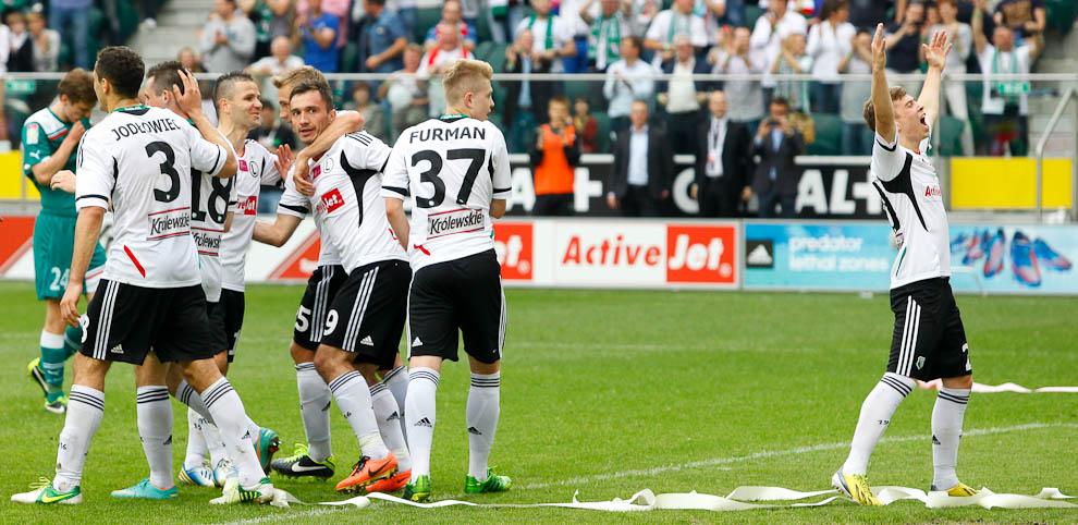 Legia Warszawa 5-0 Śląsk Wrocław - fot. Piotr Galas/Wiadomosci24.pl (zdjęcie 22 z 121)