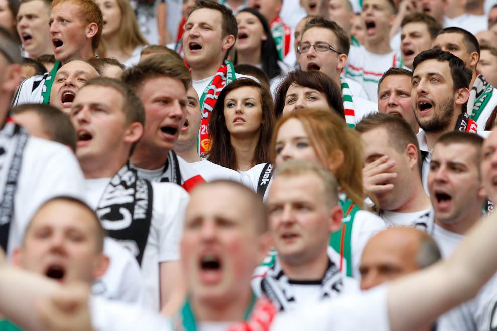 Legia Warszawa 5-0 Śląsk Wrocław - fot. Piotr Galas/Wiadomosci24.pl (zdjęcie 25 z 121)