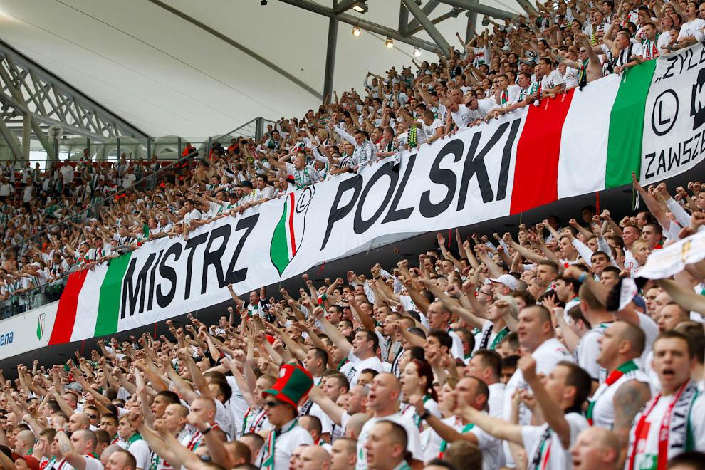 Legia Warszawa 5-0 Śląsk Wrocław - fot. Piotr Galas/Wiadomosci24.pl (zdjęcie 26 z 121)