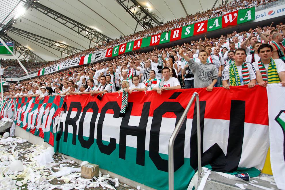 Legia Warszawa 5-0 Śląsk Wrocław - fot. Piotr Galas/Wiadomosci24.pl (zdjęcie 27 z 121)