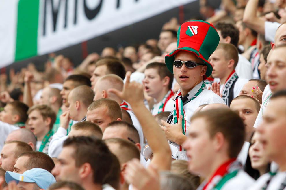 Legia Warszawa 5-0 Śląsk Wrocław - fot. Piotr Galas/Wiadomosci24.pl (zdjęcie 28 z 121)