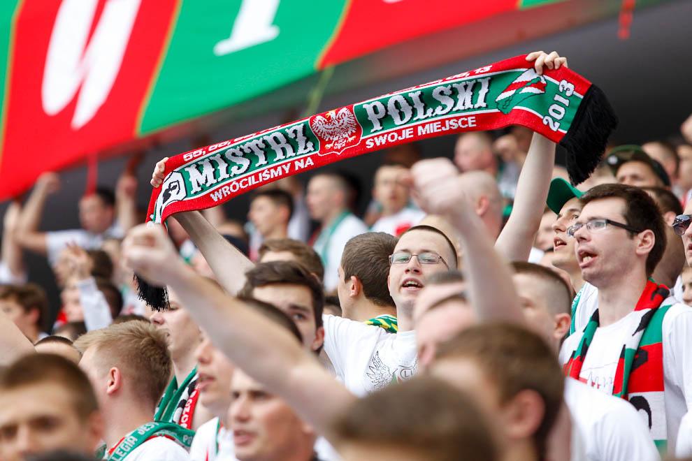 Legia Warszawa 5-0 Śląsk Wrocław - fot. Piotr Galas/Wiadomosci24.pl (zdjęcie 29 z 121)