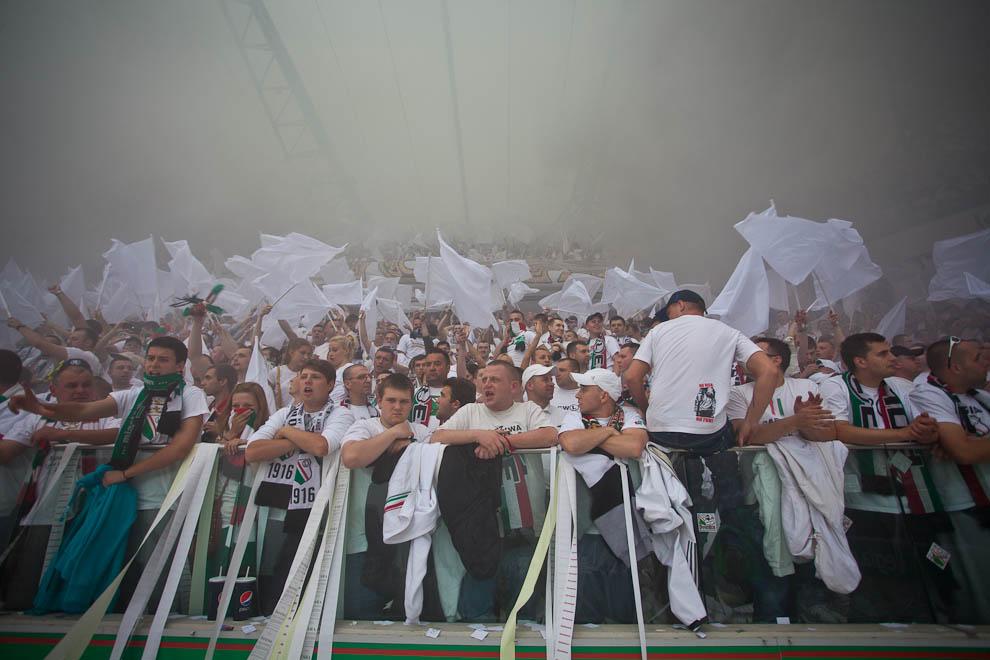 Legia Warszawa 5-0 Śląsk Wrocław - fot. Piotr Galas/Wiadomosci24.pl (zdjęcie 3 z 121)