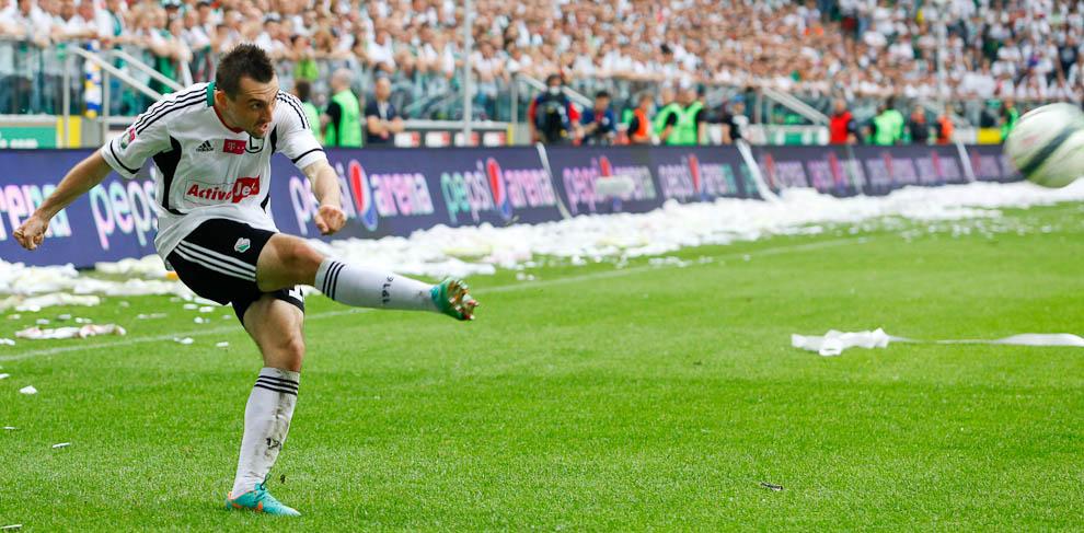 Legia Warszawa 5-0 Śląsk Wrocław - fot. Piotr Galas/Wiadomosci24.pl (zdjęcie 31 z 121)