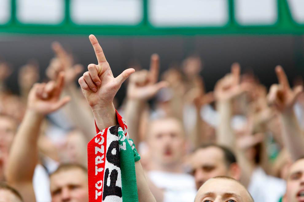 Legia Warszawa 5-0 Śląsk Wrocław - fot. Piotr Galas/Wiadomosci24.pl (zdjęcie 32 z 121)