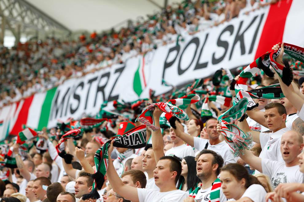 Legia Warszawa 5-0 Śląsk Wrocław - fot. Piotr Galas/Wiadomosci24.pl (zdjęcie 33 z 121)