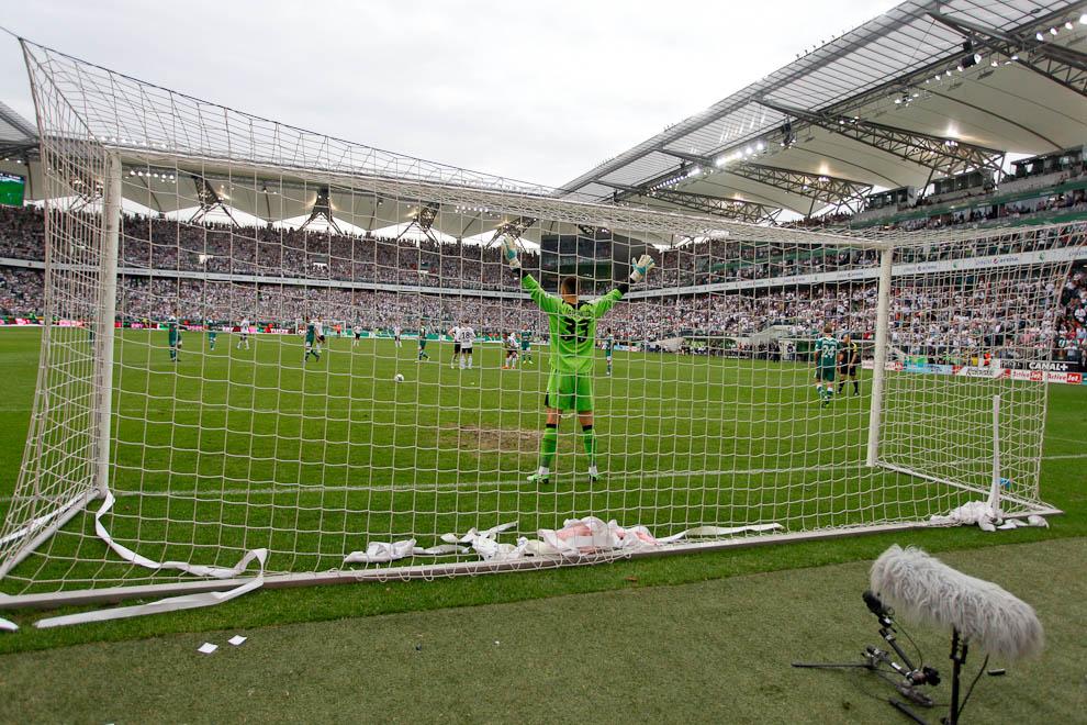 Legia Warszawa 5-0 Śląsk Wrocław - fot. Piotr Galas/Wiadomosci24.pl (zdjęcie 36 z 121)
