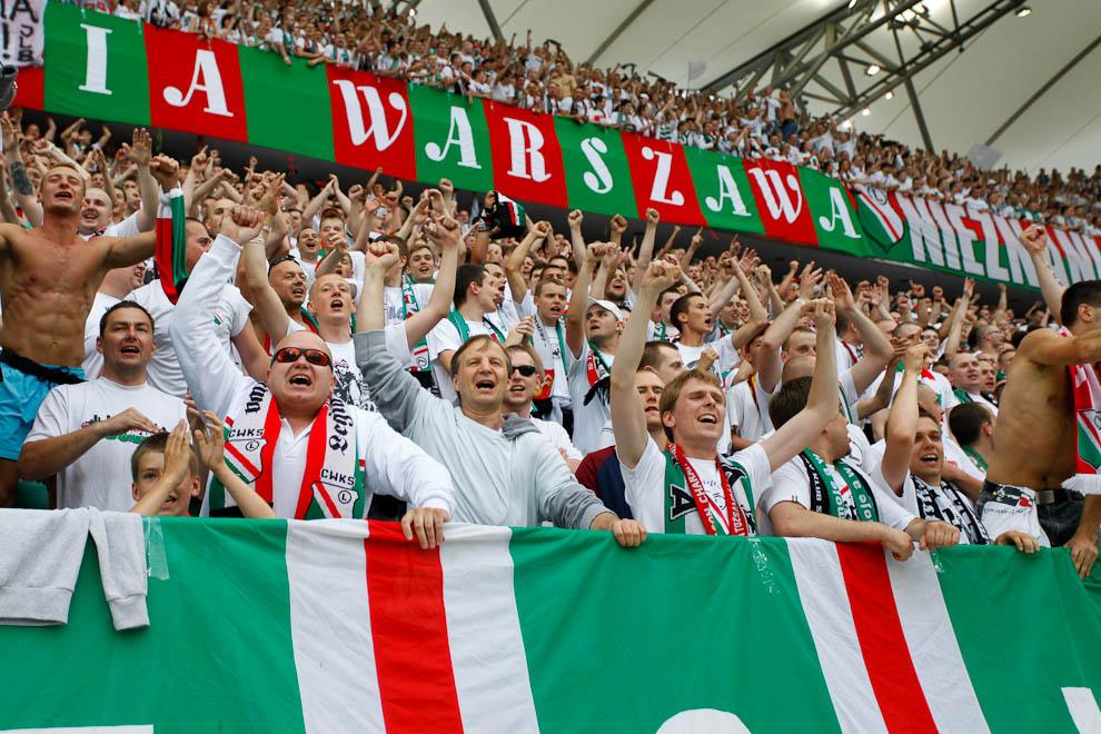 Legia Warszawa 5-0 Śląsk Wrocław - fot. Piotr Galas/Wiadomosci24.pl (zdjęcie 39 z 121)