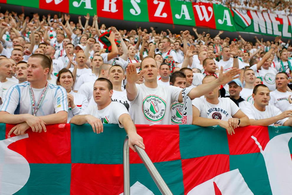 Legia Warszawa 5-0 Śląsk Wrocław - fot. Piotr Galas/Wiadomosci24.pl (zdjęcie 40 z 121)