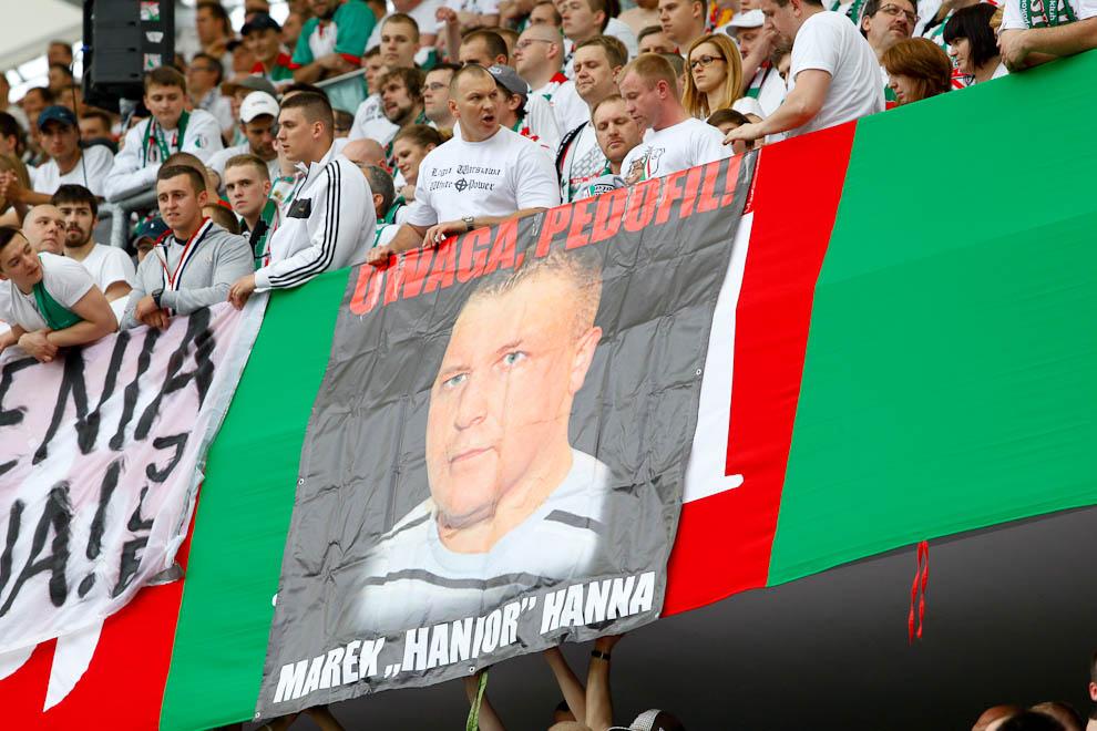 Legia Warszawa 5-0 Śląsk Wrocław - fot. Piotr Galas/Wiadomosci24.pl (zdjęcie 42 z 121)