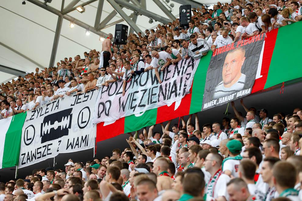 Legia Warszawa 5-0 Śląsk Wrocław - fot. Piotr Galas/Wiadomosci24.pl (zdjęcie 43 z 121)