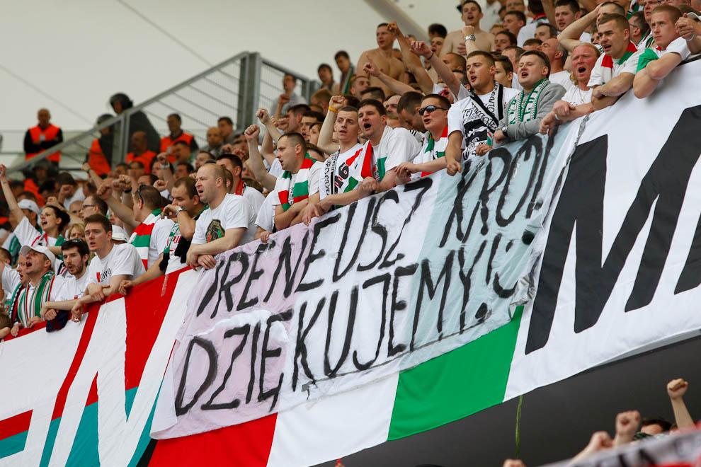Legia Warszawa 5-0 Śląsk Wrocław - fot. Piotr Galas/Wiadomosci24.pl (zdjęcie 44 z 121)