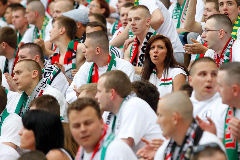 Legia Warszawa 5-0 Śląsk Wrocław - fot. Piotr Galas/Wiadomosci24.pl (zdjęcie 45 z 121)