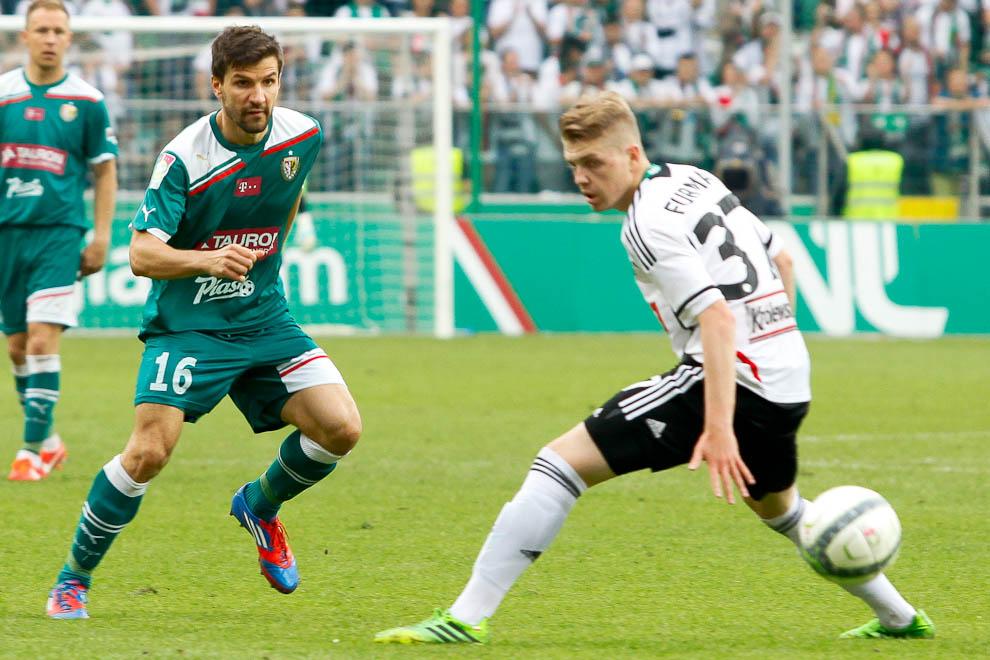 Legia Warszawa 5-0 Śląsk Wrocław - fot. Piotr Galas/Wiadomosci24.pl (zdjęcie 48 z 121)