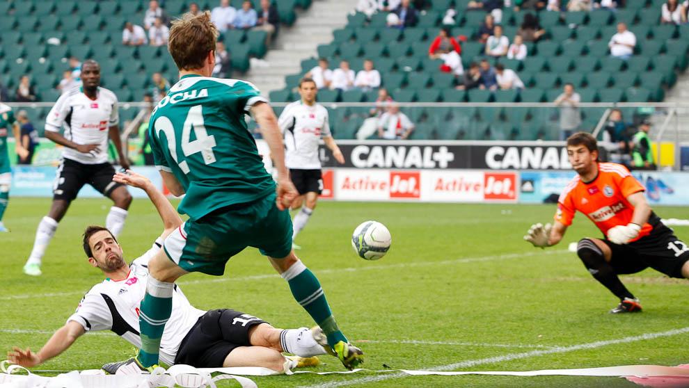 Legia Warszawa 5-0 Śląsk Wrocław - fot. Piotr Galas/Wiadomosci24.pl (zdjęcie 49 z 121)