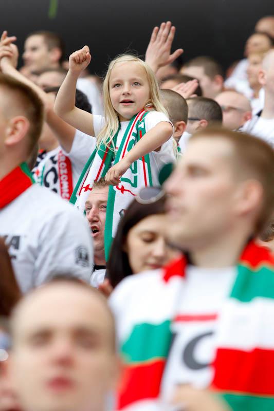 Legia Warszawa 5-0 Śląsk Wrocław - fot. Piotr Galas/Wiadomosci24.pl (zdjęcie 50 z 121)