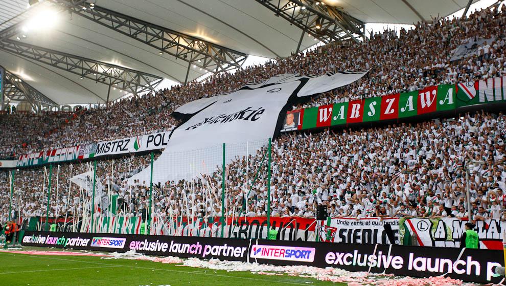 Legia Warszawa 5-0 Śląsk Wrocław - fot. Piotr Galas/Wiadomosci24.pl (zdjęcie 51 z 121)