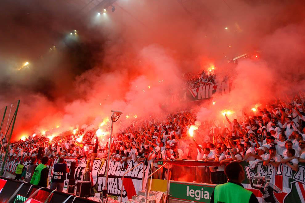 Legia Warszawa 5-0 Śląsk Wrocław - fot. Piotr Galas/Wiadomosci24.pl (zdjęcie 52 z 121)
