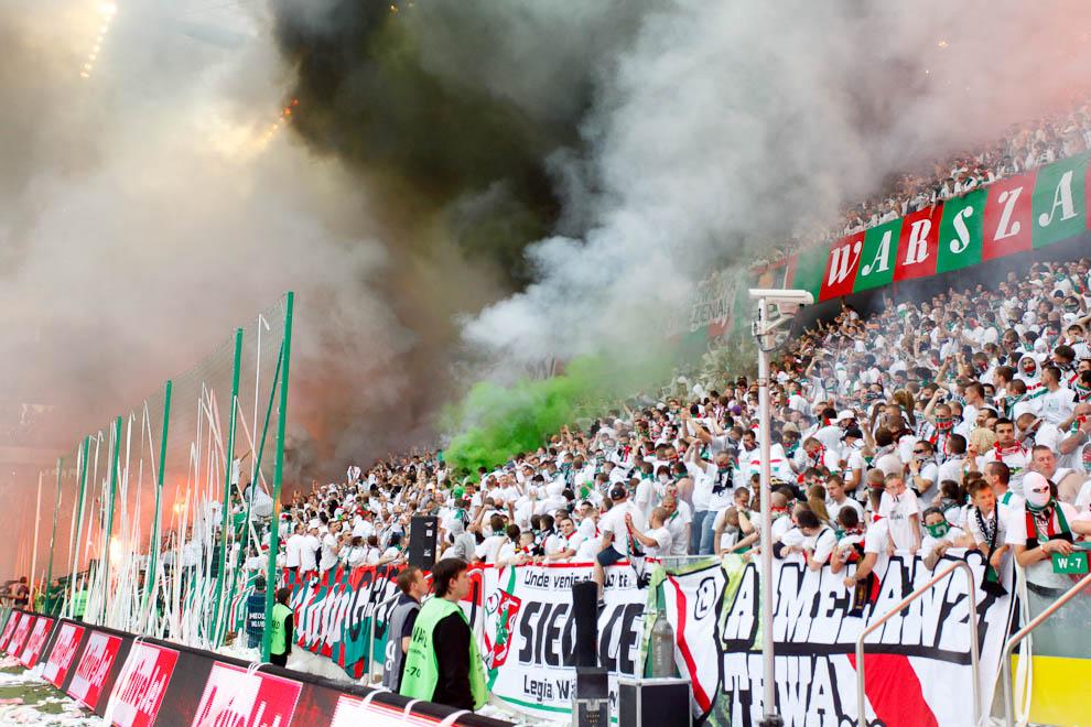 Legia Warszawa 5-0 Śląsk Wrocław - fot. Piotr Galas/Wiadomosci24.pl (zdjęcie 53 z 121)
