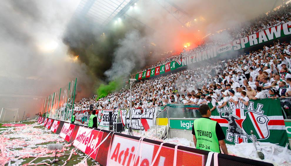 Legia Warszawa 5-0 Śląsk Wrocław - fot. Piotr Galas/Wiadomosci24.pl (zdjęcie 54 z 121)