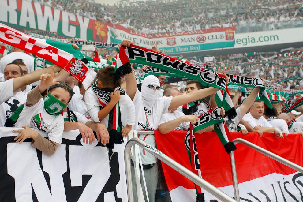 Legia Warszawa 5-0 Śląsk Wrocław - fot. Piotr Galas/Wiadomosci24.pl (zdjęcie 56 z 121)