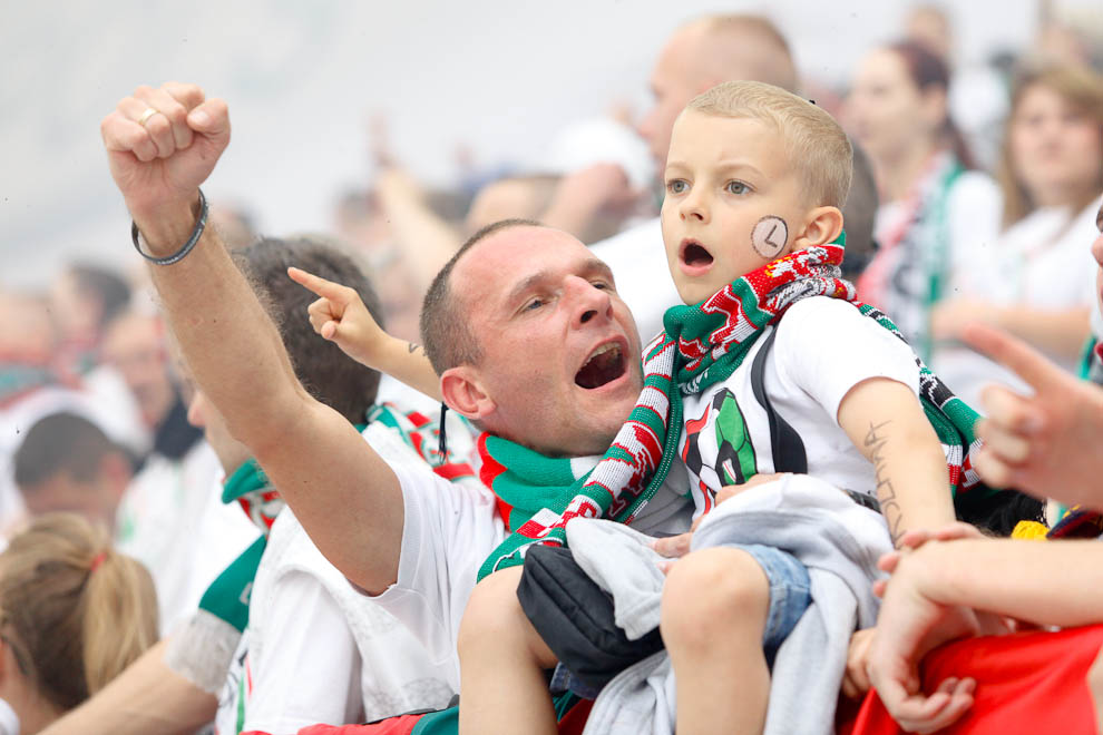 Legia Warszawa 5-0 Śląsk Wrocław - fot. Piotr Galas/Wiadomosci24.pl (zdjęcie 57 z 121)