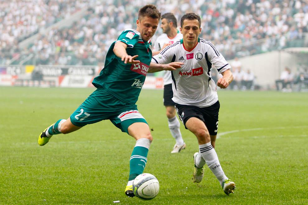 Legia Warszawa 5-0 Śląsk Wrocław - fot. Piotr Galas/Wiadomosci24.pl (zdjęcie 59 z 121)
