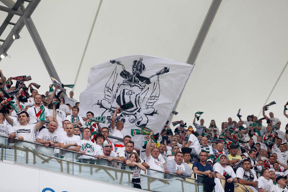 Legia Warszawa 5-0 Śląsk Wrocław - fot. Piotr Galas/Wiadomosci24.pl (zdjęcie 6 z 121)